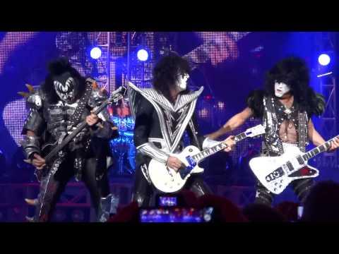 Kiss - Detroit Rock City Las Vegas November 15 2014