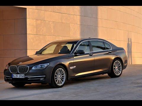 BMW 7 Series F01 Crash Test by BMW