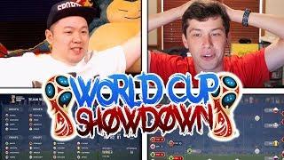 WORLD CUP SHOWDOWN!! vs. BMOnus - FIFA 18 CAREER MODE CHALLENGE