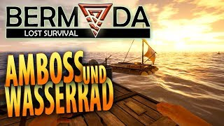 Bermuda Lost Survival #011 | Amboss und Wasserrad | Gameplay German Deutsch thumbnail