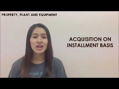 Property, Plant And Equipment - Accounting Video Tutorial