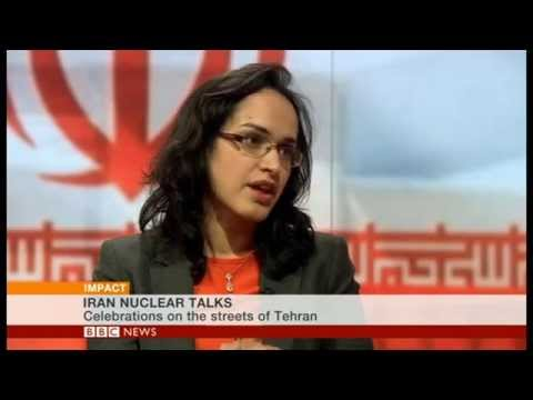 BBC Persian's Rana Rahimpour, about Iran's nuclear deal with P5+1