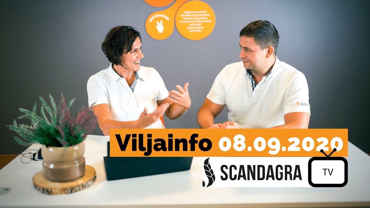 Scandagra VILJAINFO 08.09.2020