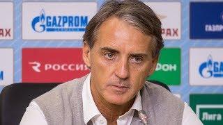 «Зенит» — «Динамо»: послематчевая пресс-конференция