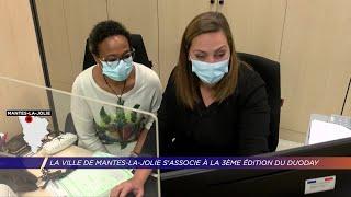 Yvelines | La ville de Mantes-la-Jolie s'associe à la 3ème édition du Duoday