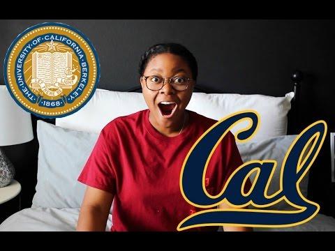 Life Update: I'm going to UC Berkeley!? | Crave Closet Division