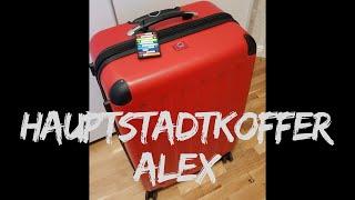 Winterurlaub - Traum von Amsterdam #2 - Mein Koffer - Haupststadtkoffer Alex