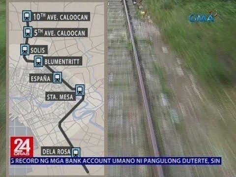 Biyahe ng PNR mula Caloocan hanggang Dela Rosa sa Makati, muling pumasada