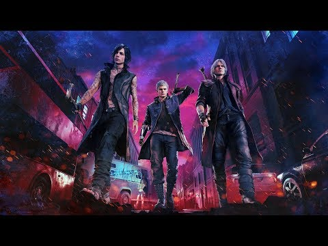 Devil May Cry 5 - Cameo Mode Quasi-Co-Op Gameplay in Action Part 1 (PS4, Xbox One, PC) thumbnail