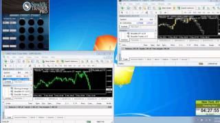 Forex News Trading | Straddle Trader In Action