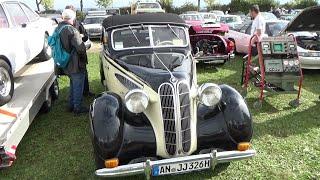 1936-41, BMW 326 - Auto Show Veterama 2014