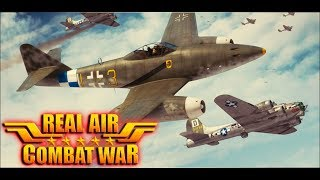 Real Air Combat War: Airfighters Game Play | Apex Logics
