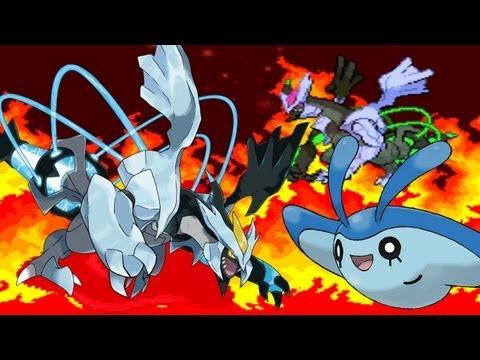 Nbz Vs Wojton *Roulette* - Narrated Pokemon Black 2 & White 2 Wifi Battle #48