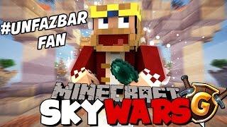 Geile #VARO3 Teams am Start! #unfazbar Fan!!1111 :D ★ Minecraft PvP - Skywars