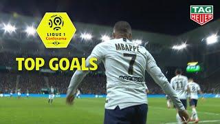 Top goals Week 25 - Ligue 1 Conforama / 2018-19