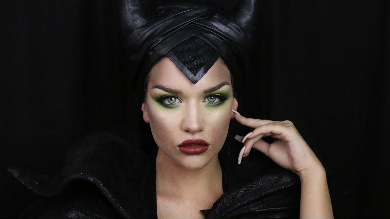 Maleficent makeup youtube maleficent makeup baditri Gallery