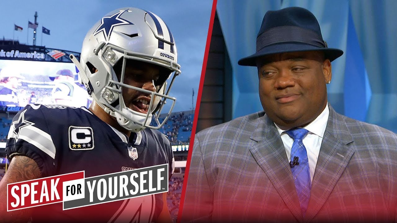 Jason Whitlock: Jerry Jones owes Dak Prescott more loyalty | NFL | SPEAK FOR YOURSELF