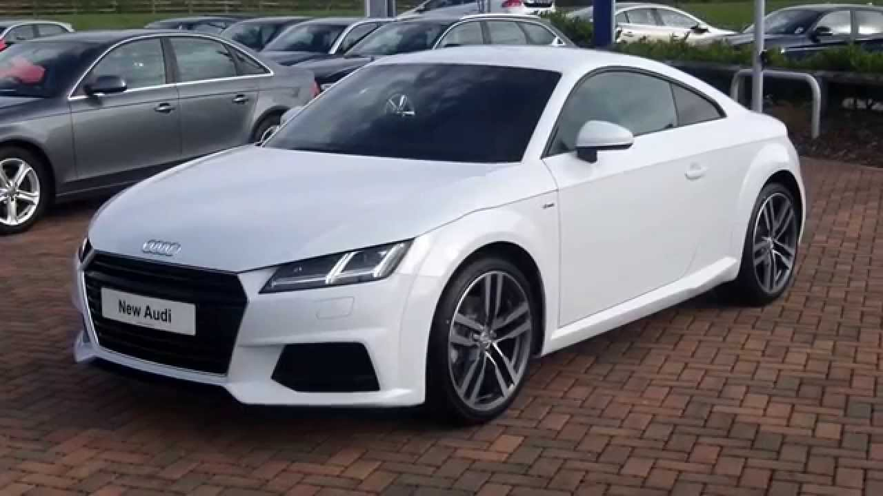new audi tt coupe 2 0tdi 184ps ultra s line manual youtube. Black Bedroom Furniture Sets. Home Design Ideas