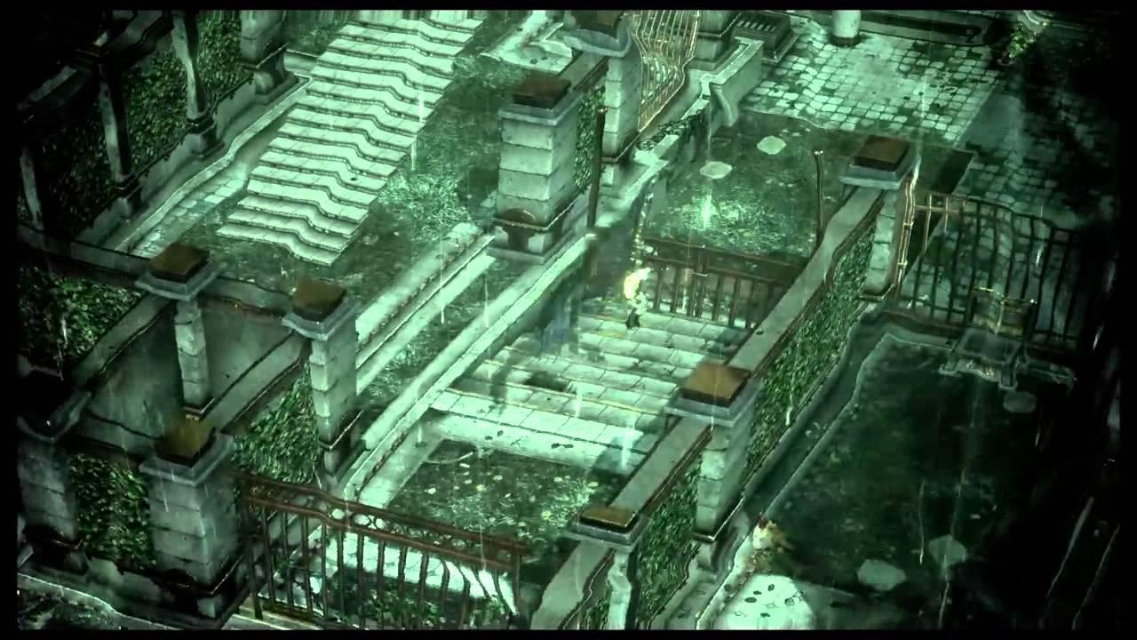 God of war iii remastered os jardins superiores youtube for God of war 3 jardines superiores