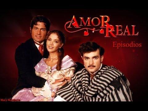 AMOR REAL  episodio 83  --  Manuel y  Matilde  almuerzan y hacen el amor en el campo