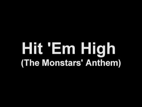 Hit Em High lyrics BReal, Busta Rhymes, Coolio, LL Cool J & Method Man