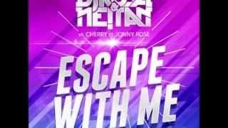 DJ Kuba Ne Tan Vs Cherry Ft Jonny Rose Escape With Me David Puentez Remix