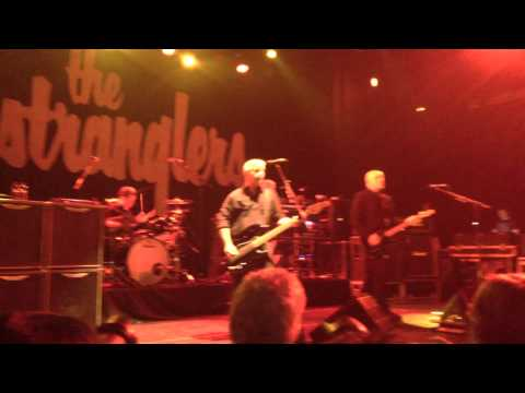 The Stranglers - Live - No More Heroes - Was it you - 1/4/2014 - Barts - Barcelona