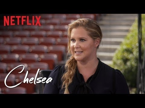Amy Schumer Talks Success and Being a Role Model | Chelsea | Netflix