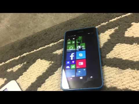 Nokia Lumia 635 drop test!