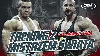 Trening z Mistrzem Świata  Dawid Czechowicz x Szymon Łada