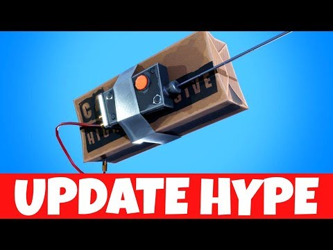 LAMAS & C4 SIND DA 🔴 FORTNITE UPDATE HYPE