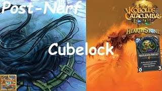 Hearthstone: Cubelock Warlock Post-Nerf #9: Kobolds and Catacombs - Standard Constructed