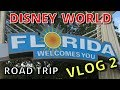Disney World Road Trip Vlog 2...We finally enter Florida!