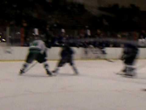 Eugene Generals Brad Main#25 Goal versus River Cit...