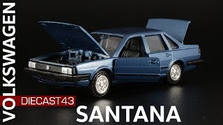 Volkswagen Santana GL 1981 || Conrad || Made in W.Germany