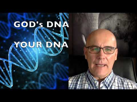 Prophecy on DNA - God's DNA / your DNA