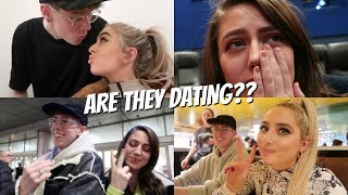 This made us all cry!! + are they actually dating??