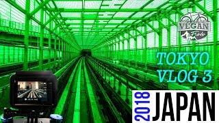 Japan VLOG Tokyo Day 3: exploring Asakusa, Kaminarimon