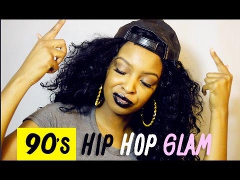 90s Hip Hop Makeup Trends Saubhaya Makeup