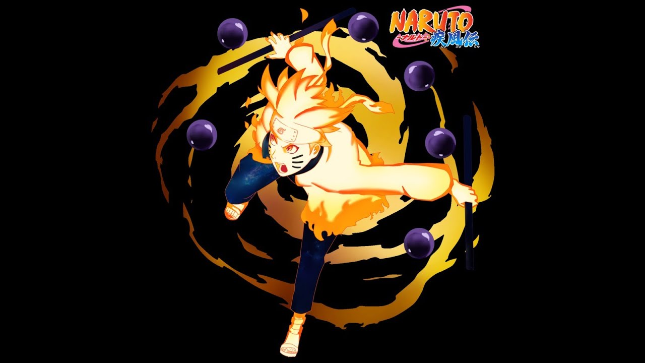 Senjutsu Of The Six Paths Naruto