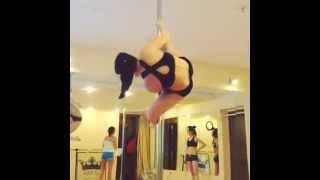 стрипластика видео уроки - Школа танцев Pole Dance Queen - Шумкова Александра