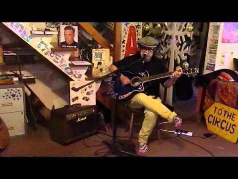 John Kongos - Tokoloshe Man - Acoustic Cover - Danny McEvoy