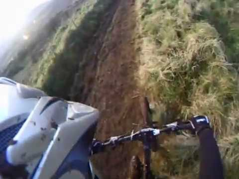 Red Bull FoxHunt 2012 - Unedited, full length!! Mountain Biking Belfast Atherton Pov