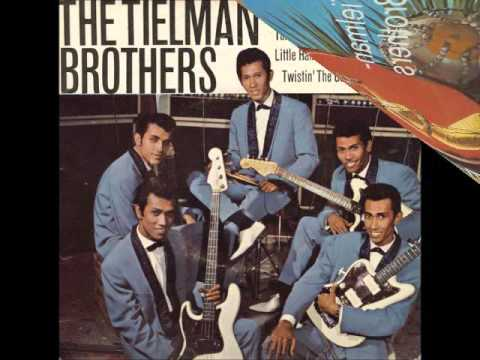 The Tielman Brothers - Tahiti Jungle [Hawaiian War Chant] (1962)
