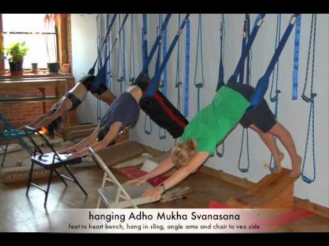 yoga for scoliosis class aug 4 2011  youtube