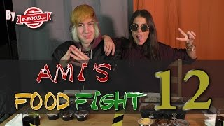 Amis Food Fight - Πατατες ft Lynx