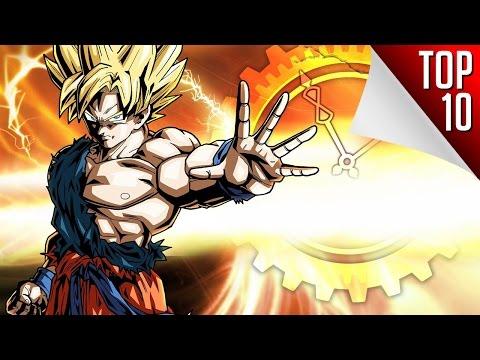 Las 10 Mejores Peliculas De Dragon Ball Z
