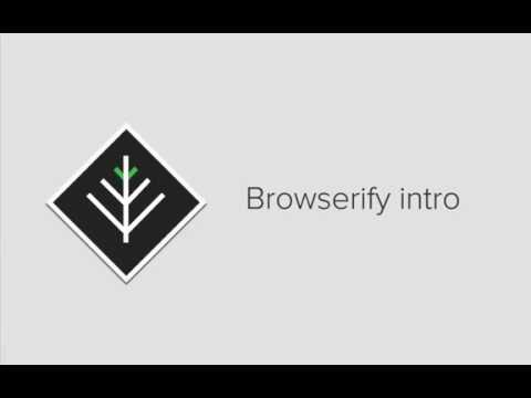 browserify: How to use npm modules in the browser