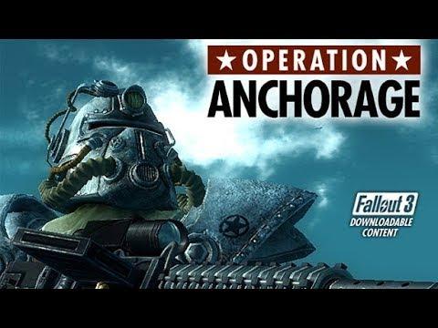 Fallout 3 Operation: Anchorage DLC Ep 43 Tankai LIETUVIŠKAI