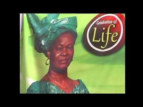 THE STATE BURIAL CEREMONY OF OUR LATE MOTHER IN NIGERIA. (MRS CECILIA AITUAJE OKOJIE.) CD 1